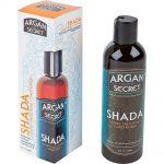 argan secret shada luxury smoothing conditioner 236ml