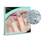 cina diamond crystal gems 1440 nail art pack