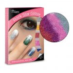 cina rock star glitter nail art kit