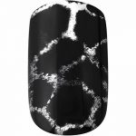salon system profile nails to go silver giraffe pack of 24