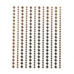 nina ultra pro foil stickers diamond lines