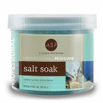 asp pedicure salt soak 822g