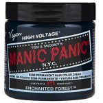 manic panic semi permanent hair colour – enchanted forest 118ml