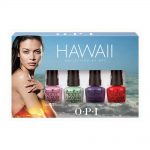 opi nail lacquer little hulas hawaii collection mini pack