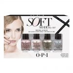 opi mini nail lacquers soft shades pack of 4