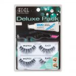 ardell natural lash wispies – deluxe pack