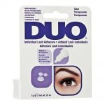 ardell duo brush on individual lash adhesive – clear
