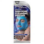 montagne jeunesse 7th heaven mens deep pore cleansing peel off masque 10g