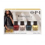 opi nail lacquer washington dc collection 4 piece mini pack