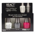 morgan taylor react extended wear trio – prettier in pink 3 x 15ml