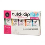 asp quick dip acrylic powder nail colour system basics kit