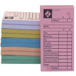 agenda salon concepts check pads pack of 12