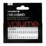 naturalash salon system individual lash flare short