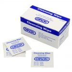 caflon medi wipes 100 box