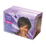 dark & lovely relaxer kit super no lye
