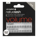 naturalash salon system individual lash ultra black long