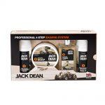 jack dean professional 4-step shaving system