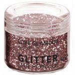 nazila fine glitter pigments – rose pink 5g