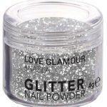nazila fine glitter pigments – silver 5g