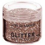 nazila fine glitter pigments – red gold 5g