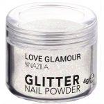 nazila fine glitter pigments – holo white 5g