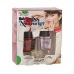 morgan taylor nail lacquer little miss nutcracker collection don't toy with my heart kit