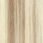 beauty works celebrity choice slim line tape hair extensions 16 inch – 613/18 champagne blonde 48g
