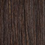 beauty works celebrity choice slim line tape hair extensions 18 inch – 2 raven 48g