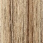 beauty works celebrity choice slim line tape hair extensions 18 inch – 6/24 honey blonde 48g