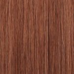 beauty works celebrity choice slim line tape hair extensions 20 inch – 30 amber 48g