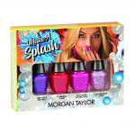 morgan taylor make a splash collection summer 2018 mini lacquer 4pk 4 x 5ml