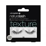 naturalash wispy effect texture strip lashes 122