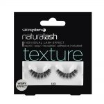 naturalash wispy effect texture strip lashes 123